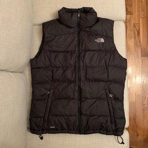 Women's North Face 700 Down Puffer Vest - Medium
